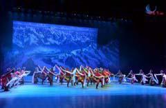 《魅力西藏》歌舞团十艺节参演剧目随拍