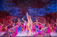 《美在东方》经典歌舞晚会,点爆大舞台!