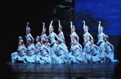 《长白神韵》——歌舞团精彩演出