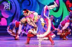 民族歌舞团《情聚柴达木》晚会
